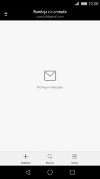 Huawei GX8 - E-mail - Configurar correo electrónico - Paso 20