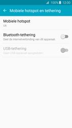 Samsung Galaxy A3 2016 (SM-A310F) - WiFi - Mobiele hotspot instellen - Stap 5