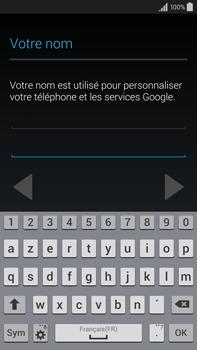 Samsung Galaxy Note 4 - Premiers pas - Créer un compte - Étape 10