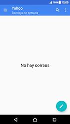 Sony Xperia XZ (F8331) - E-mail - Configurar Yahoo! - Paso 13