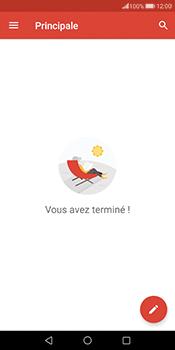 Huawei Mate 10 Pro - E-mail - Configuration manuelle (gmail) - Étape 6