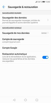 Huawei P Smart - Aller plus loin - Gérer vos données depuis le portable - Étape 12