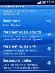 Sony Ericsson Xperia X10 Mini - Mms - Configuration manuelle - Étape 5
