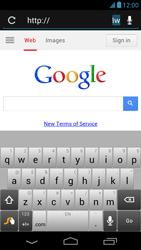 Acer Liquid E1 - Internet - Internet browsing - Step 4