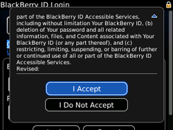 BlackBerry 9800 Torch - Applications - Downloading applications - Step 12