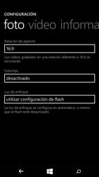 Microsoft Lumia 640 - Funciones básicas - Uso de la camára - Paso 8