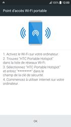 HTC 10 - Internet et connexion - Partager votre connexion en Wi-Fi - Étape 15