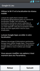 LG Optimus F6 - Premiers pas - Créer un compte - Étape 25