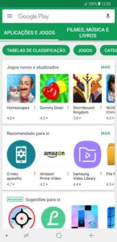 Samsung Galaxy Note 8 - Aplicações - Como pesquisar e instalar aplicações -  6