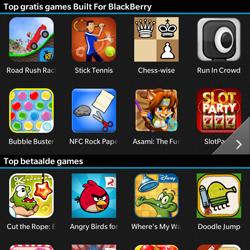 BlackBerry Q5 - Applicaties - Downloaden - Stap 6