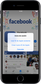 Apple iPhone 6 - iOS 11 - Aplicaciones - Tienda de aplicaciones - Paso 6
