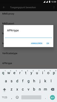 OnePlus 3 - Android Oreo - Internet - handmatig instellen - Stap 14