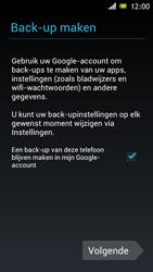 Sony ST26i Xperia J - Applicaties - Applicaties downloaden - Stap 13