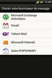 HTC A320e Desire C - E-mail - Configurer l