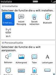 BlackBerry 9800 Torch - E-mail - Handmatig instellen - Stap 5