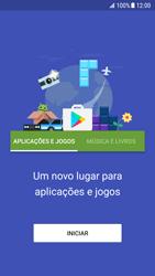 Samsung Galaxy S7 - Android Nougat - Aplicações - Como pesquisar e instalar aplicações -  4