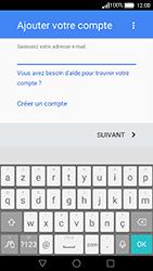 Huawei Nova - E-mail - Configuration manuelle (gmail) - Étape 9