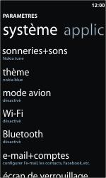 Nokia Lumia 710 - Bluetooth - connexion Bluetooth - Étape 6