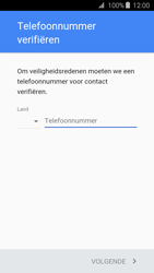 Samsung Galaxy J3 (SM-J320FN) - Applicaties - Account aanmaken - Stap 7