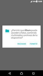 Sony Xperia XZ (F8331) - Bluetooth - Transferir archivos a través de Bluetooth - Paso 4