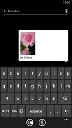 Nokia Lumia 1520 - Mms - Envoi d