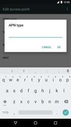 LG Google Nexus 5X - Internet - Manual configuration - Step 14