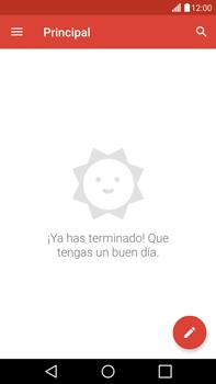 LG G4 - E-mail - Configurar Gmail - Paso 5