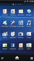 Sony Ericsson MT11i Xperia Neo V - E-mail - handmatig instellen - Stap 3