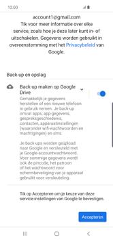 Samsung Galaxy S10 Plus - E-mail - handmatig instellen (gmail) - Stap 12