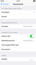 Apple iPhone 6 iOS 10 - E-mail - Handmatig instellen - Stap 26