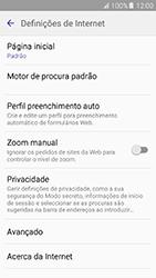 Samsung Galaxy A5 (2016) (A510F) - Internet no telemóvel - Configurar ligação à internet -  23