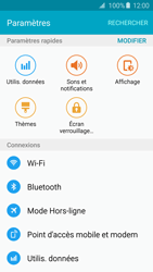 Samsung G925F Galaxy S6 Edge - Bluetooth - connexion Bluetooth - Étape 6