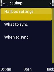Nokia N86 - E-mail - Manual configuration - Step 19