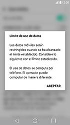 LG K10 (2017) - Internet - Ver uso de datos - Paso 8