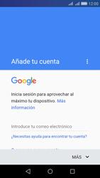 Huawei Huawei Y6 - E-mail - Configurar Gmail - Paso 9