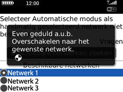 BlackBerry 8520 Curve - Buitenland - Bellen, sms en internet - Stap 9
