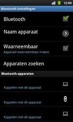 Samsung I9001 Galaxy S Plus - Bluetooth - Headset, carkit verbinding - Stap 6