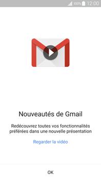 Samsung Galaxy Note 4 - E-mails - Ajouter ou modifier votre compte Gmail - Étape 5