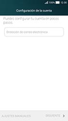 Huawei Y5 - E-mail - Configurar correo electrónico - Paso 6