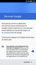 Samsung G920F Galaxy S6 - Android Nougat - E-mail - Configuration manuelle (gmail) - Étape 14