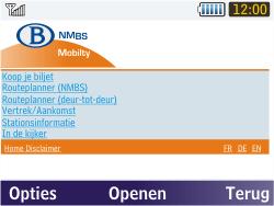 Samsung S3570 Chat 357 - Internet - Internetten - Stap 18