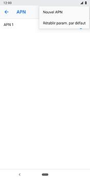 Google Pixel 3 - Internet - Configuration manuelle - Étape 10