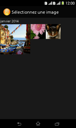 Sony Xpéria E1 Dual - Contact, Appels, SMS/MMS - Envoyer un MMS - Étape 16