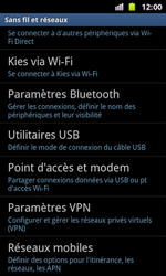 Samsung I8160 Galaxy Ace II - MMS - configuration manuelle - Étape 6