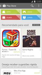 Samsung G900F Galaxy S5 - Aplicativos - Como baixar aplicativos - Etapa 4
