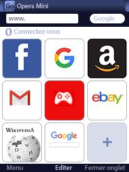 Mobiwire Doli - Internet et connexion - Naviguer sur internet - Étape 16
