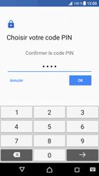 Sony Xperia XZ Premium - Sécuriser votre mobile - Activer le code de verrouillage - Étape 11