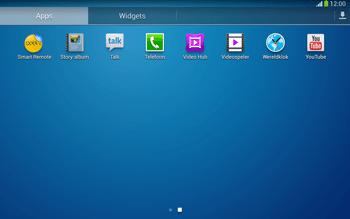 Samsung P5220 Galaxy Tab 3 10-1 LTE - Voicemail - handmatig instellen - Stap 3