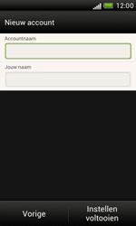 HTC T328e Desire X - E-mail - Handmatig instellen - Stap 16