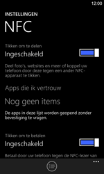 Nokia Lumia 925 - NFC - NFC activeren - Stap 7